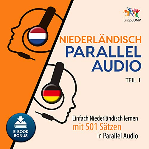 Niederländisch Parallel Audio [Dutch Parallel Audio] Titelbild