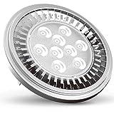 Confezione da 1Luxram * Truevision LED AR111G5312V 15W bianco freddo 4000K 35° 1060LM