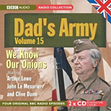 Dad's Army - Volume 15 - We Know Our Onions