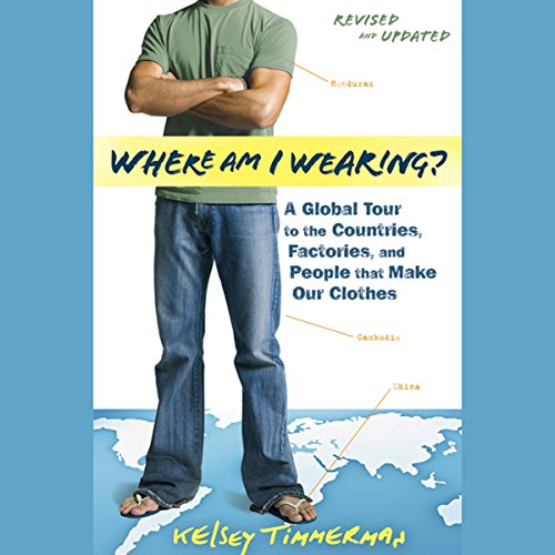 Where Am I Wearing? audiobook cover art