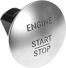 Keyless Go Push Start Button Engine Ignition Switch for CL550 coupe CLS350 sedan E350 GL350 GL450 GLK350 ML350 S550 SL500 SLK200 2010-2014 and Infiniti QX30 Q30, 2215450714