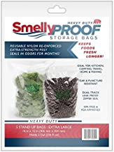 Smelly Proof STAND UP Heavy Duty BEAR TESTED, No Smell Bag, XL-12