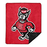 NC State Wolfpack Sliver Knit Throw Blanket, 60' x 72'
