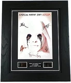 artcandi American Horror Story Asylum Film Footage Framed