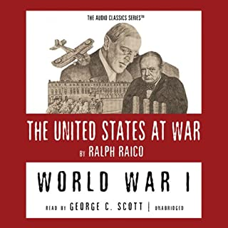 World War I cover art