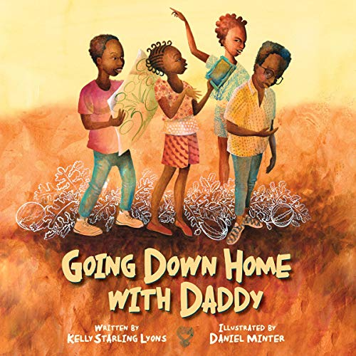 Going Down Home with Daddy audiobook cover art