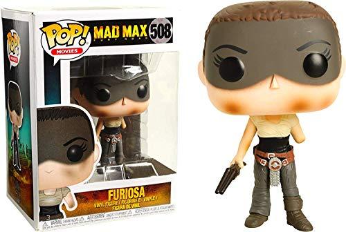 Funko Pop Mad MAX Fury Road 508 Furiosa Missing Arm