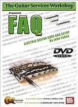 Mel Bay FAQ Electric Guitar Care and Setup