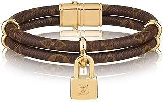Keep It Twice Monogram Bracelet