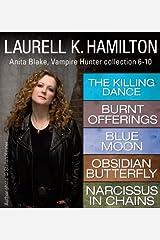 Laurell K. Hamilton's Anita Blake, Vampire Hunter collection 6-10 Kindle Edition