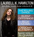 Laurell K. Hamilton's Anita Blake, Vampire Hunter collection 6-10