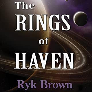 The Rings of Haven audiobook cover art