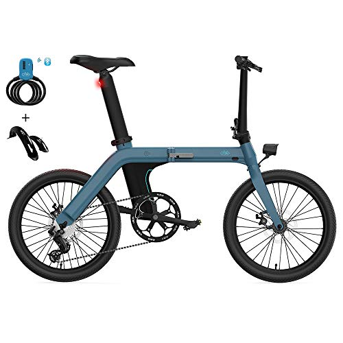 FIIDO D11 Folding Electric Bicycle for € 842 shipped from Europe
