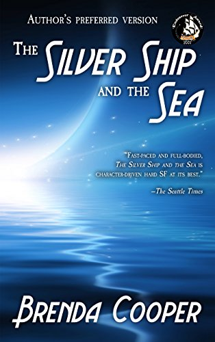 Cover of Silver Ship and the Sea