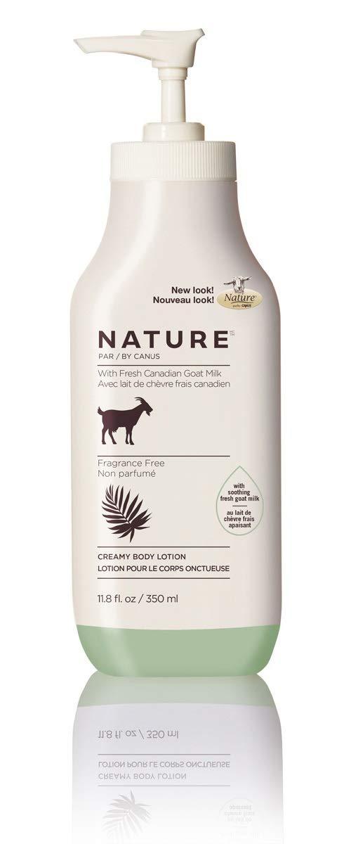 Nature Canus Moisturizing Lotion Fragrance Free