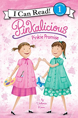 Pinkalicious: Pinkie Promise (I Can Read Level 1) (English Edition)