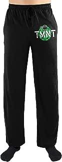 TMNT Shell Print Men's Loungewear Sleep Lounge Pants