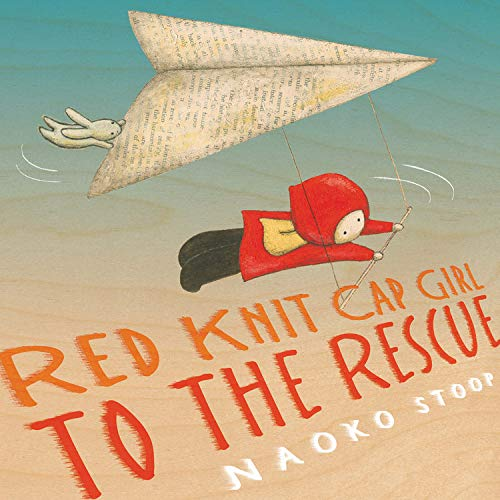 Page de couverture de Red Knit Cap Girl to the Rescue