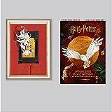 Official Harry Potter 2022 Calendar - Special Edition Calendar With Detachable Artwork For Framing (The Official Harry Potter Special Edition A3 Calendar)