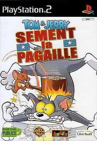 Tom & Jerry sèment la pagaille