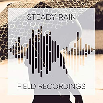 """ Tranquil Steady Rain & Water Field Recordings """