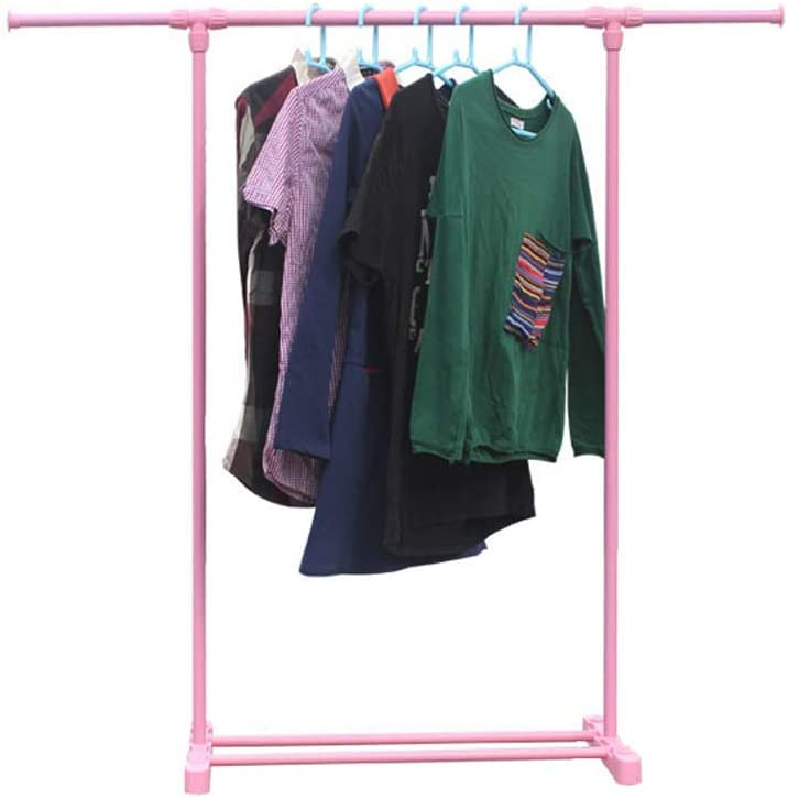 LXD Hangers Coat Large-scale sale Racks Floor Telescopic Rack Bedroom Indo Drying Cheap mail order specialty store