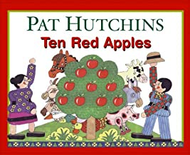 Ten Red Apples by Pat Hutchins (2002-01-03)