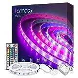 Tiras LED Wi-Fi Inteligente 5M, con Control APP, Sync con Música y Varios Escenas. Compatible con Alex y Google Home. Adecuada para la Habitación, Navidad, TV, Dormitotio, Fiestas y Decoración