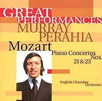 Piano Concertos.21, 23: Perahia / Eco