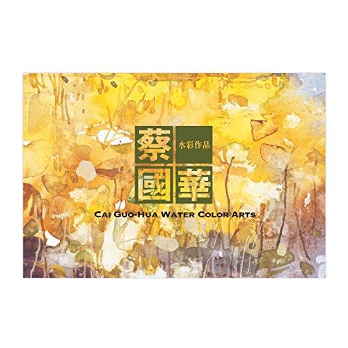 【蔡國華 Cai guo-hua】水彩風景画ポストカード10枚組【アートスペース画空間】