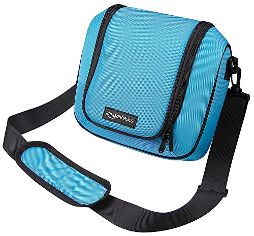 Amazon Basics Travel Bag for New Nintendo 2DS XL - Turquoise