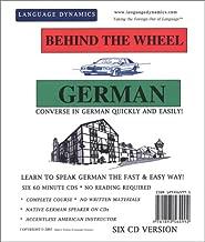 Behind the Wheel German (6 CD Course) (German Edition)