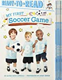 Let's Get Moving! The All-Star Collection: My First Soccer Game; My First Gymnastics Class; My First Ballet Class; My First Karate Class; My First Yoga Class; My First Swim Class