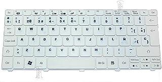 H HILABEE Teclado Espa/ñol para Acer Aspire One 532H 521 522 533 AO532h D260 D270