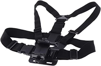 Baosity Mobile Phone Chest Mount Harness Strap Holder Cell Phone Clip Action Camera for Samsung iPhone Plus etc