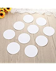 10pcs Non-Slip Stickers, Beyond Adhesive Safety Shower Treads, Waterproof & Transparent, PEVA, Skid-Proof Stickers with Strong Viscosity for Bathrooms, Bathtubs, Kitchens, Slippery Surfaces