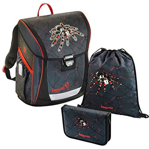 baggymax® 138632 Fabby Schulranz.Dark Spider
