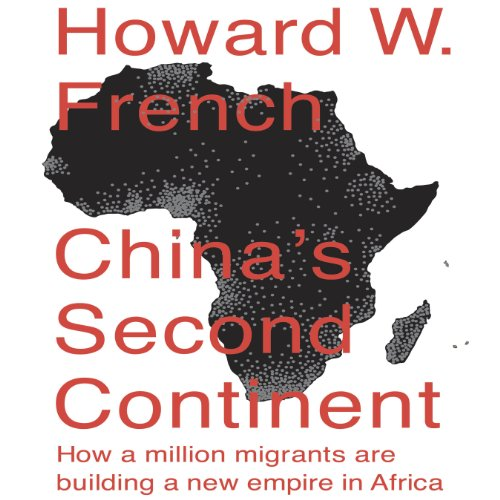 Couverture de China's Second Continent