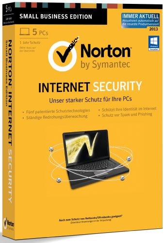 Norton Internet Security 2013 - 5PCs [import allemand]