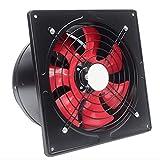 Ventoladiaspirazione Ventola di Scarico Potente Ventilatore per Finestra da Cucina ad Alta Potenza velocità silenziosa di 100 W RPM (Size : A)