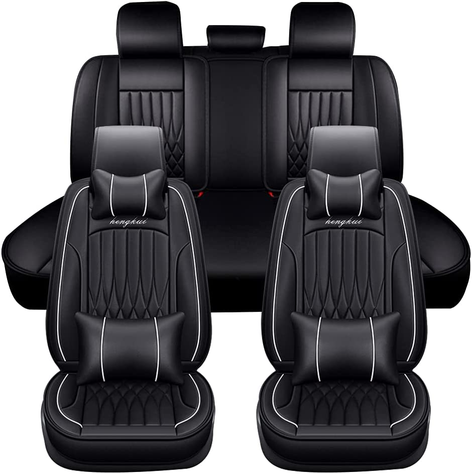 Many popular brands Car Seat Covers Anti Luxury Dust Full Breatheable Set Auto