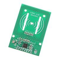 ICカード誘導センサ MFRC-522 RFID ICカードリーダセンサモジュール Arduino適用