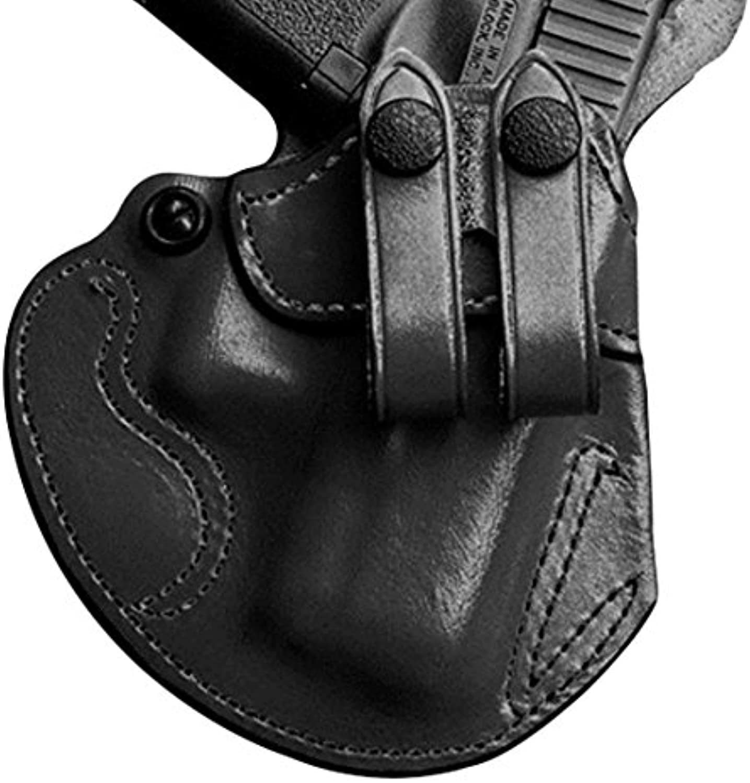 Desantis Cozy Partner Inside Fits M&P45 Shield Leather Right Hand Pants Holster