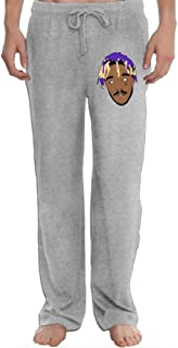 Hefeihe Lil Uzi Vert Lil Uzi Vert Vs. The World Men's Sweatpants Lightweight Jog Sports Casual Trousers Running Training Pants