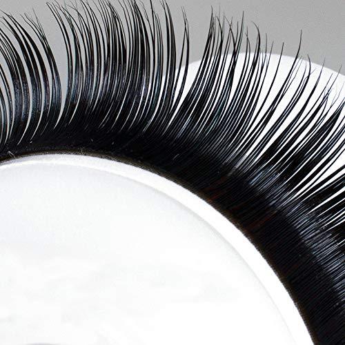 Mink Lashes - Silk Lashes xD Volume | 0,07 mm d'épaisseur | longueur de 8 mm | C-Curl Size 7 mm