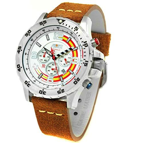 Reloj Aviador Ascua Caballero AV-1038-GR