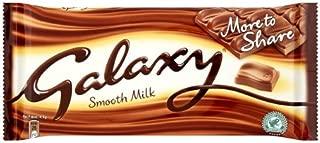 Sweet 10 Galaxy Milk Chocolate 6X200G