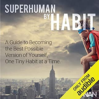 Superhuman by Habit audiobook cover art