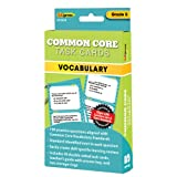 TeachersEd Common Core Vocabulary Task Cards: Grade 5