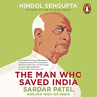 The Man Who Saved India cover art